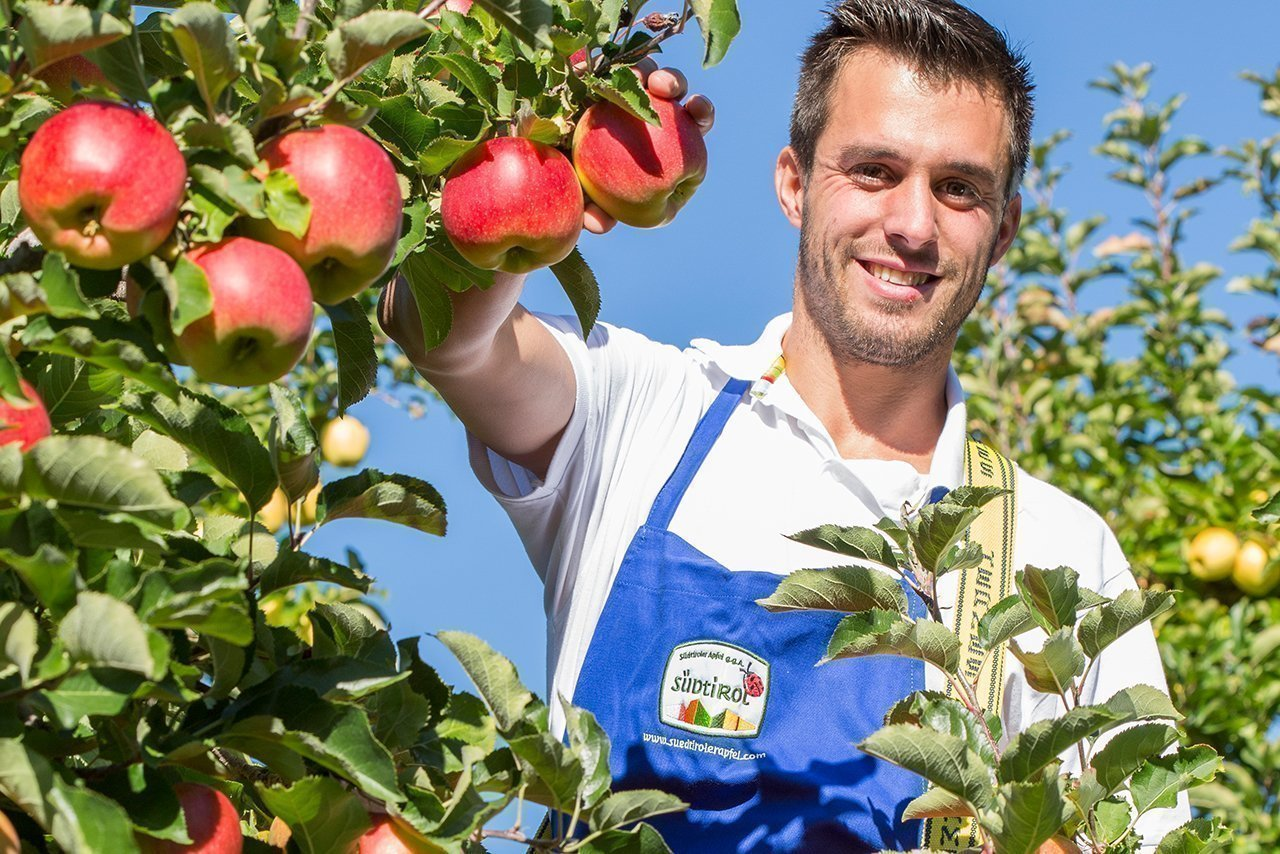 Andreas – our apple Ambassador