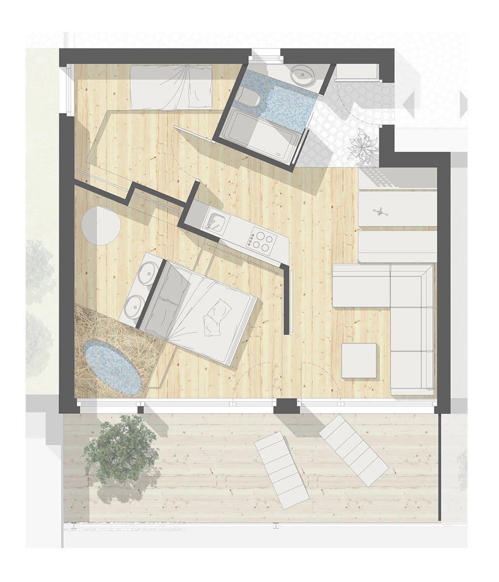 Appartement Stodl