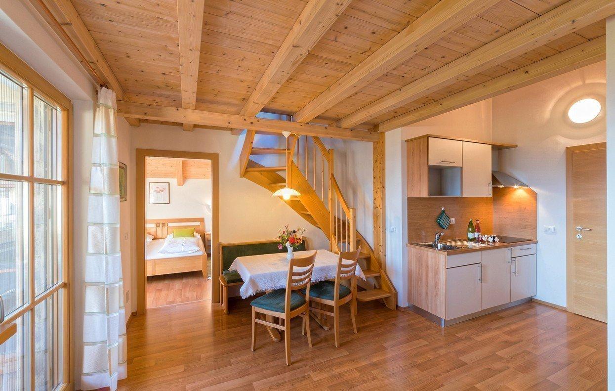 Unser Appartement – Südtirol genießen