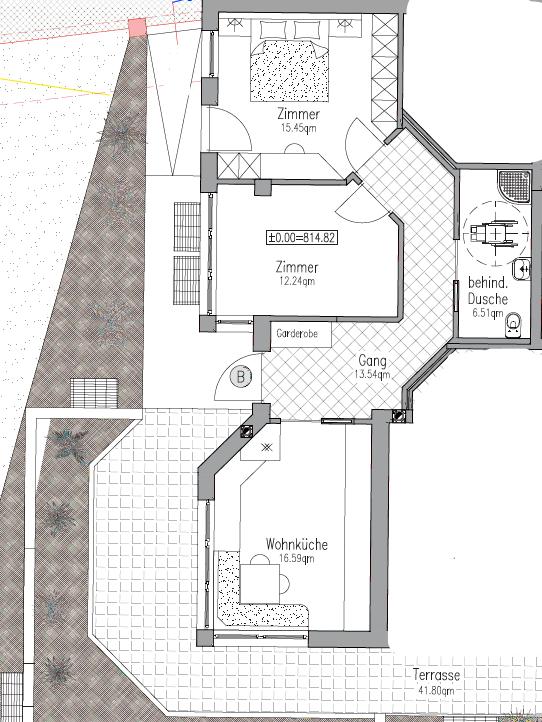 Appartement Hof