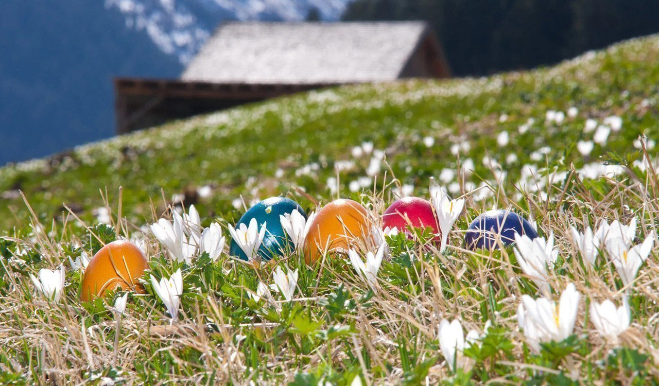 Easter holidays in South Tyrol