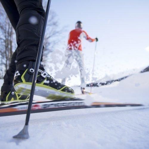 Skifahren, rodeln und winterwandern
