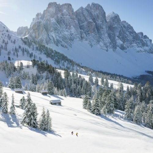 sci, slittino ed escursioni invernali
